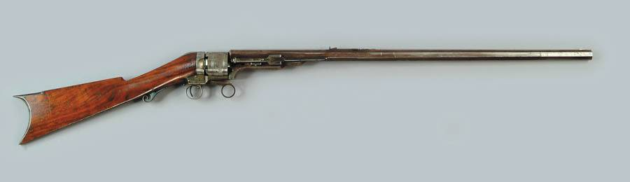 Colt's 1rst model Patterson revolving rifle  COLT%20PATERSON%20FIRST%20MODEL%20RIFLE%20WITH%20LOADING%20LEVER.