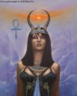 Isis Goddess of Fertility and Domestication Isis