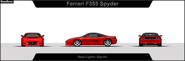 Ferrari FerrariF355