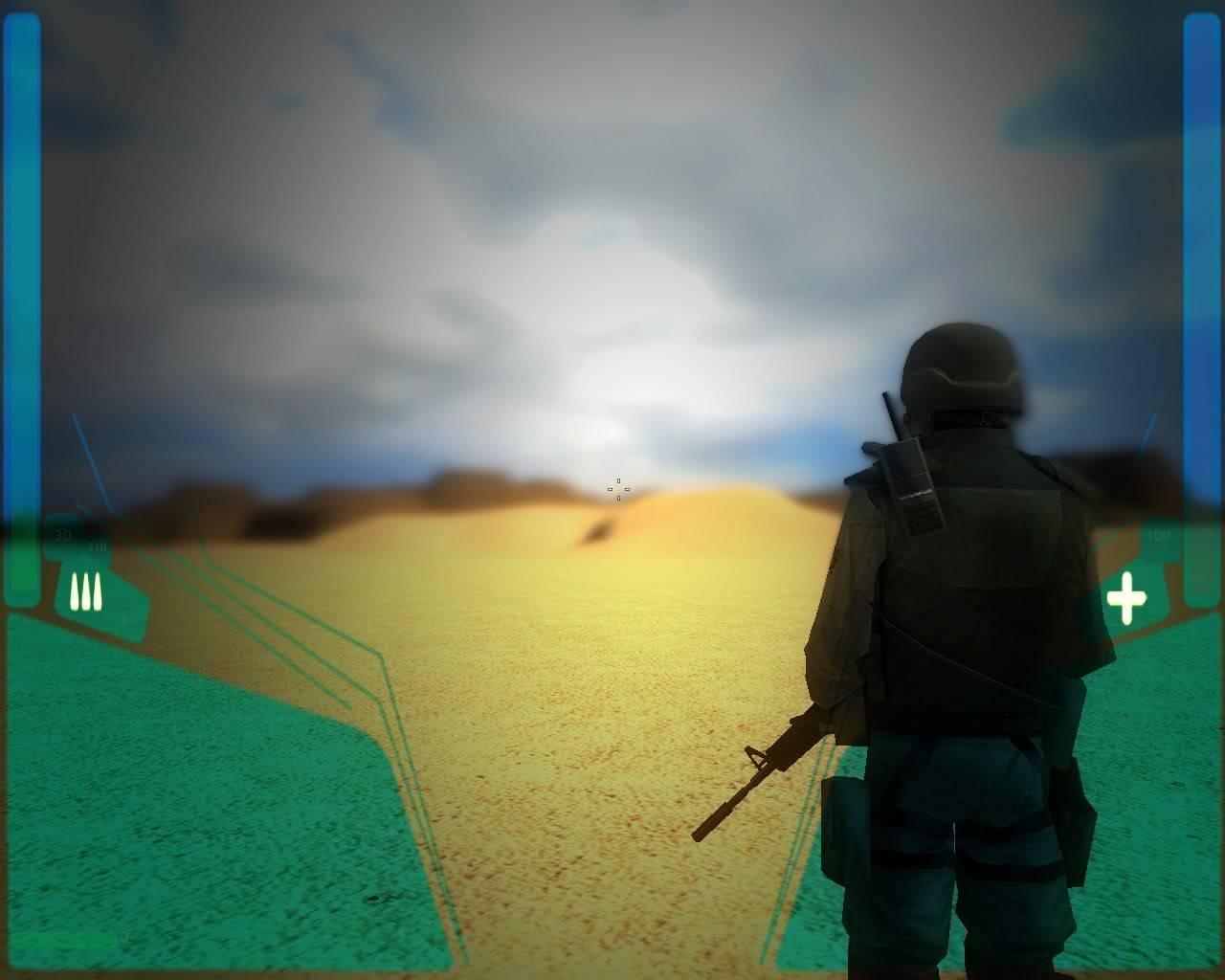 In-Game Screenshots Gm_buttes0005