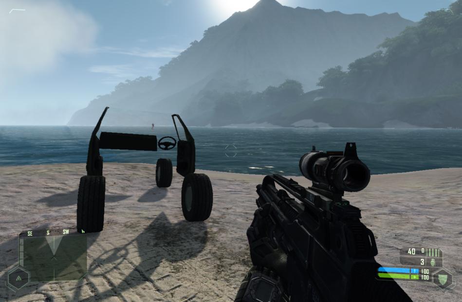 In-Game Screenshots Cripplemobile