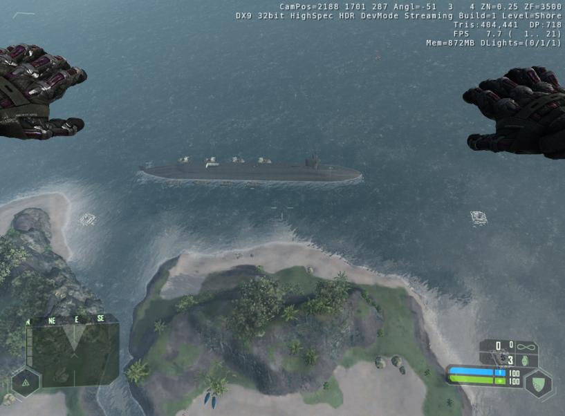 In-Game Screenshots Crysiswheeeeeeeee