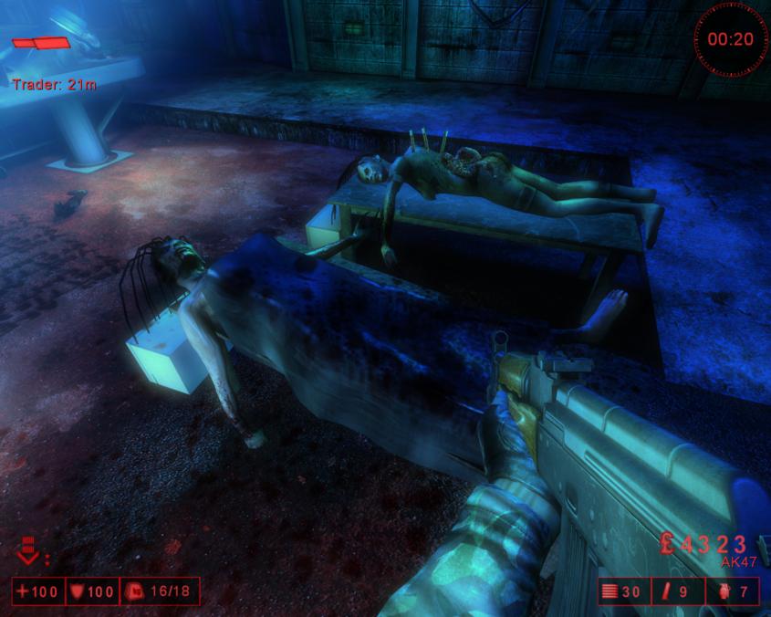 In-Game Screenshots Deadstalkers