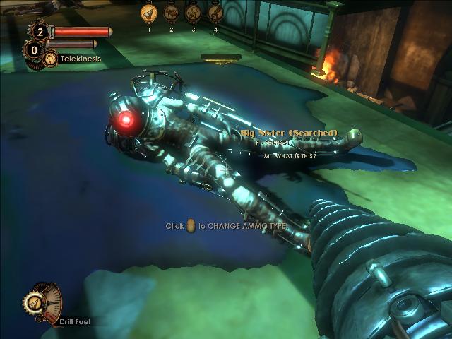 In-Game Screenshots Ididit