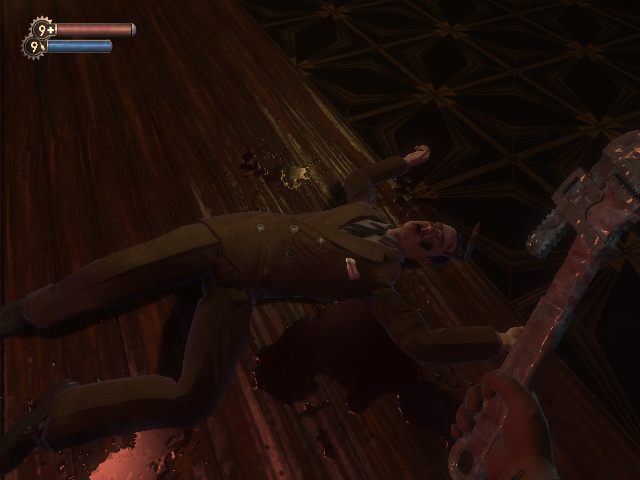 In-Game Screenshots Ripwaltdisney