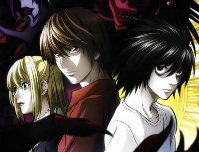 ¿Que serie fue la que mas te gusto y porque? Death-Note