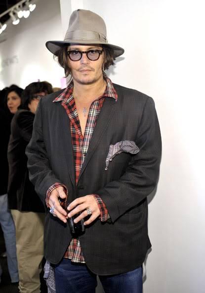 JD attends Gallery Opening in Santa Monica 373
