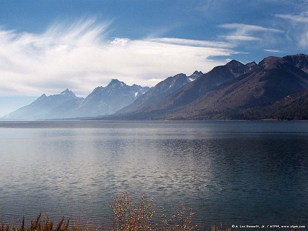 நான் ரசித்த இயற்கை காட்சில் சில உங்களுக்காக....1 - Page 2 Grand-teton-mountains