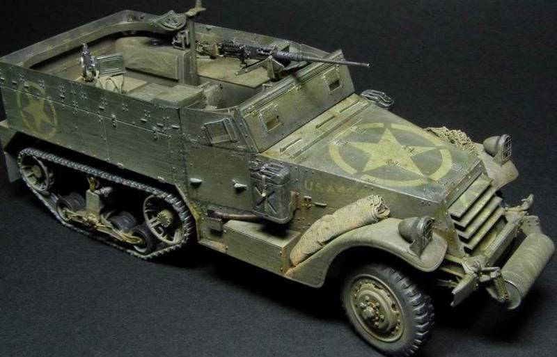 US M2 HALFTRACK  DRAGON 1/35 P6180001c2