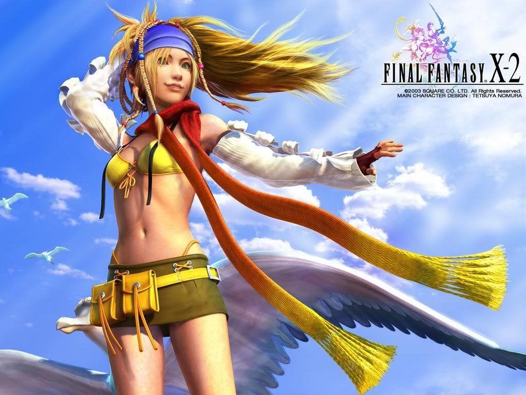 Final Fantasy - Página 2 Rikku