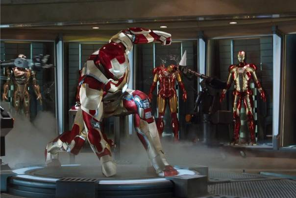 Iron Man 3 (2013) a.k.a. Iron Man Three Ironman3a