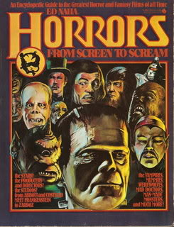 Horrors From Screen to Scream HorrorsFrombook