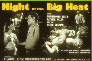 Night of the Big Heat (1967 UK) a.k.a.Island of the Burning Damned NightBigHeat5
