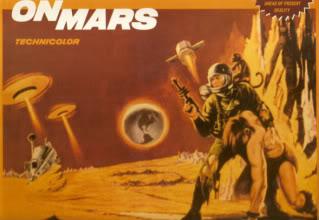 Robinson Crusoe on Mars (1964) RobinsonCrusoeonMars
