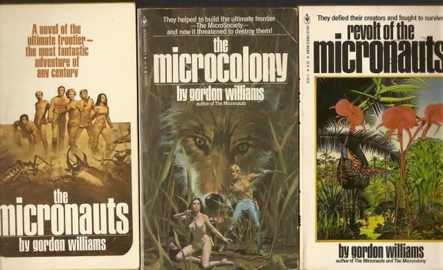 Dr. Cyclops (1940) Micronautstrilogy