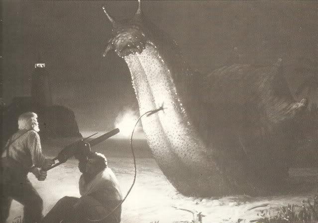 Cinefantastique - 29th issue Snails