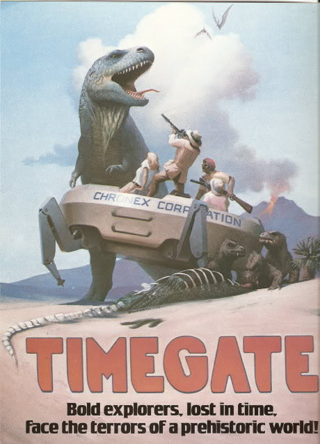 Cinefantastique - 29th issue Timegate