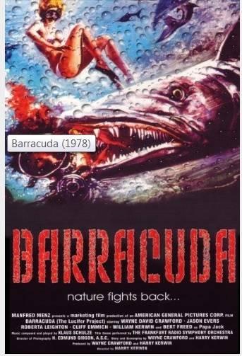 Barracuda (1978) (The Lucifer Project) Barracuda