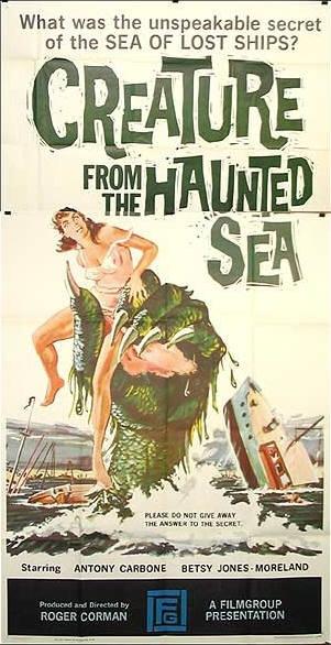 Creature From the Haunted Sea CreaturefromHauntedSea