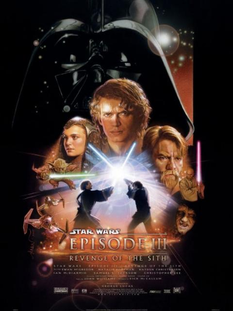 Revenge of the Sith (2005) a.k.a. Star Wars Episode III RevengeoftheSith