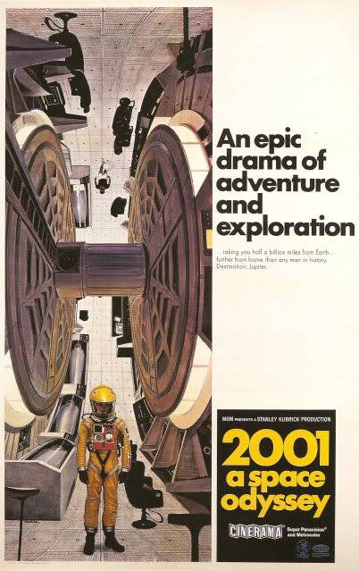 2001: A Space Odyssey (1968) 2001ASpaceO-1