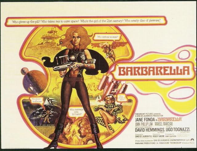 Barbarella (1968) Barbarella