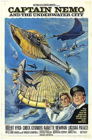 Captain Nemo and the Underwater City (1969) CaptNemoUnderCity-1