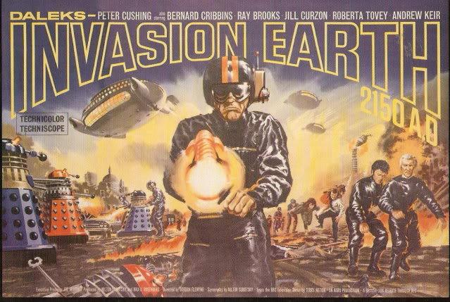 Daleks' Invasion Earth: 2150 A.D. (1966 UK) DaleksInvasionEarth1