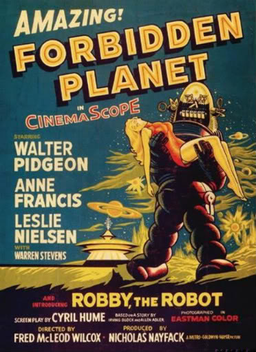 Forbidden Planet (1956) Forbiddenplanet