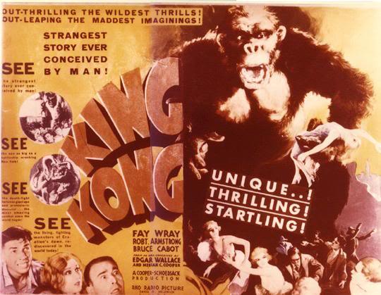 King Kong (1933) KINGKONG19332