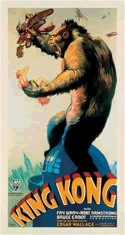 King Kong (1933) KINGKONG19334