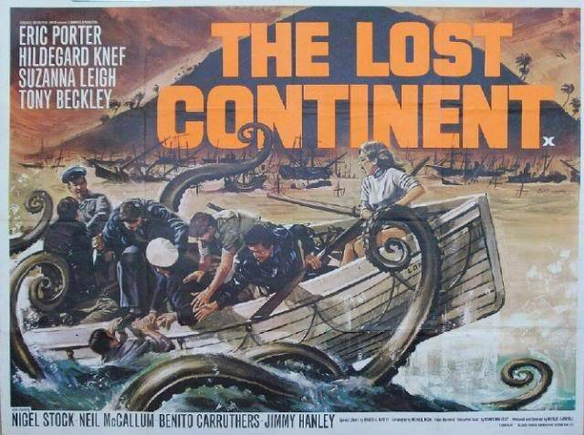 The Lost Continent (1968 UK) LostContinent-2