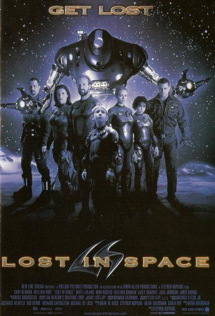 Lost in Space (1998) LostinSpace