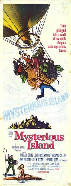 Mysterious Island MYSTERIOUSISLAND1961