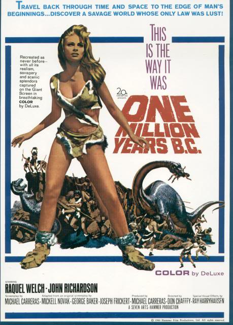 One Million Years B.C. (1966 UK) ONEMILLIONYEARSBC-2
