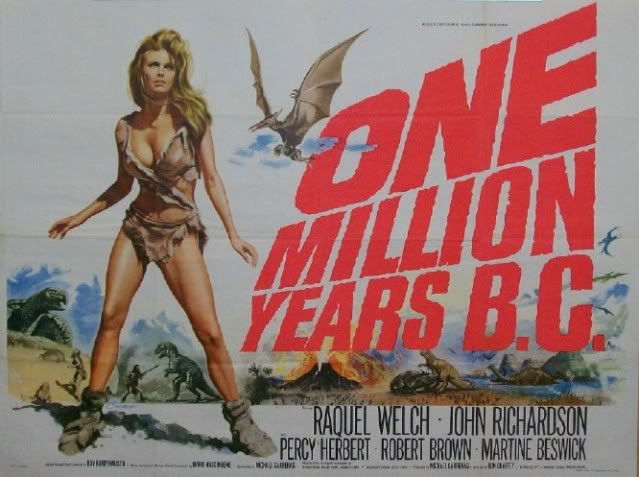 One Million Years B.C. (1966 UK) OneMillionYearsBC-1