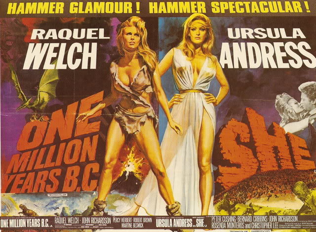 One Million Years B.C. (1966 UK) OneMillionYrsBC6