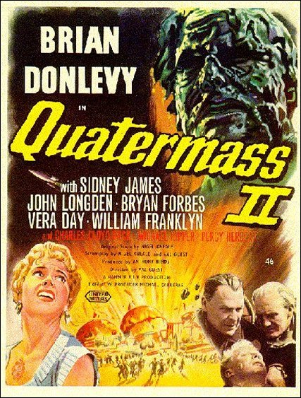Quatermass II (UK) (Enemy From Space) POSTER-QUATERMASSII-1