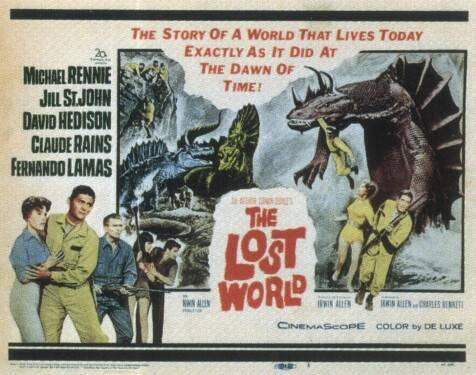 The Lost World POSTER-THELOSTWORLD60