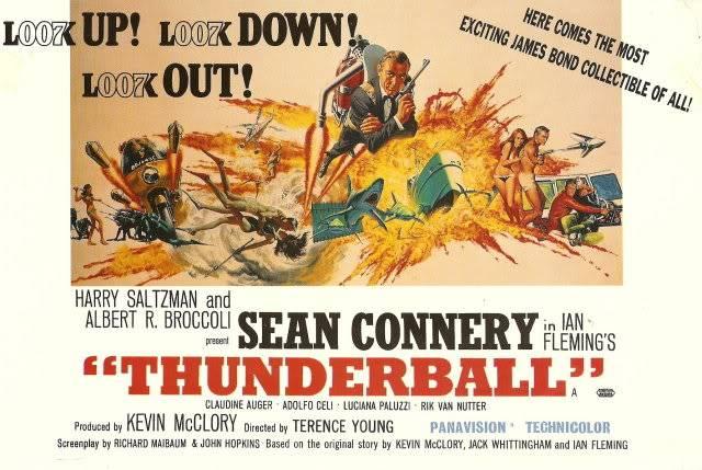 Thunderball (1965) Thunderball