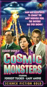 The Cosmic Monster (Cosmic Monsters; The Strange World of Planet X) (UK) Cosmicmonstercover2