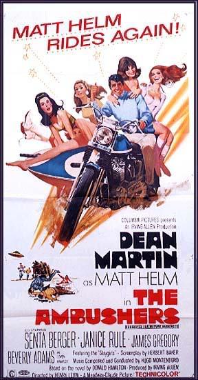 The Ambushers (1967) Ambushers