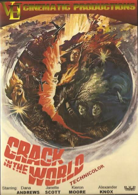 Crack in the World (1965) CrackintheWorld