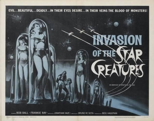 Invasion of the Star Creatures (1963) InvasionofStarCreaturesposter