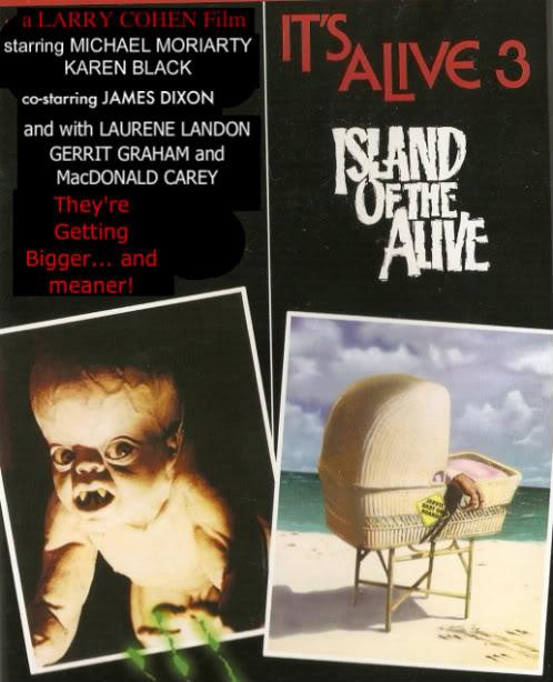 It's Alive III:Island of the Alive (1987) ItsAliveIII