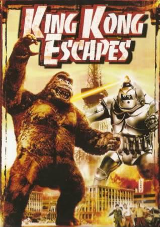 King Kong Escapes (1967 Japan) KingKongEscapes0