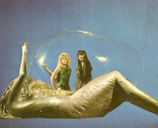 Barbarella (1968) Barbarellaampfriend