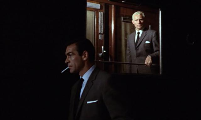 From Russia With Love (1963) ConneryFRWLBondandGrant