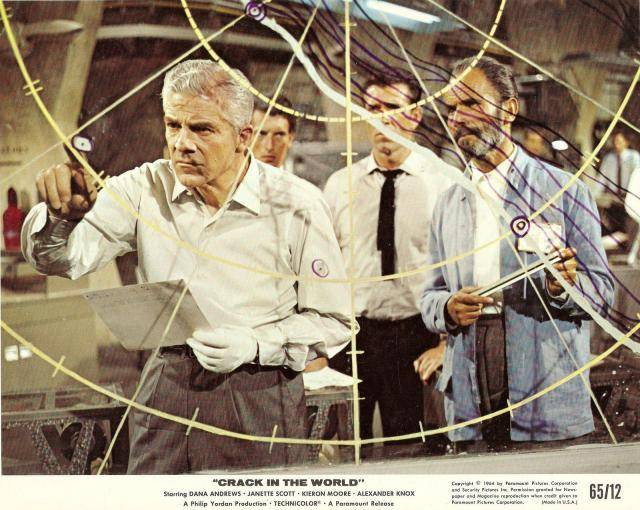 Crack in the World (1965) CrackinWorld
