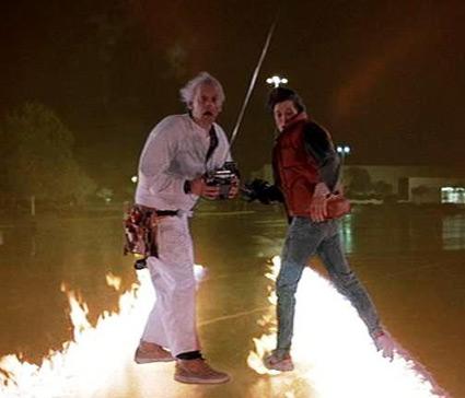 Back to the Future (1985) Backtothefuture